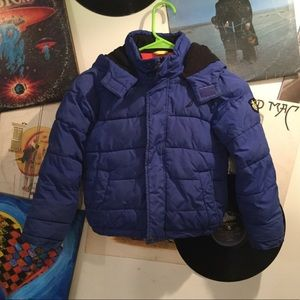 NAUTICA BOYS FLEECE LINED JACKET L(7)